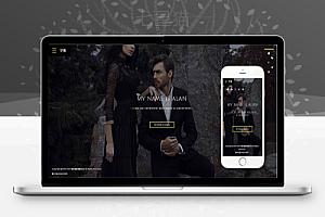 织梦响应式高端创意企业网站DedeCMS整站模板(自适应手机端)