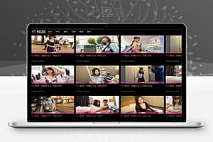 【视频图片网站源码】苹果cmsV10x影视源码+自带20个广告位+自适应各大主流设备